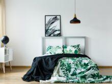 Blanket on bedding